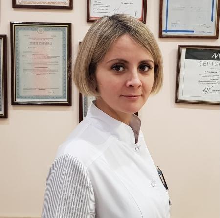 Васильева Ирина Владимировна